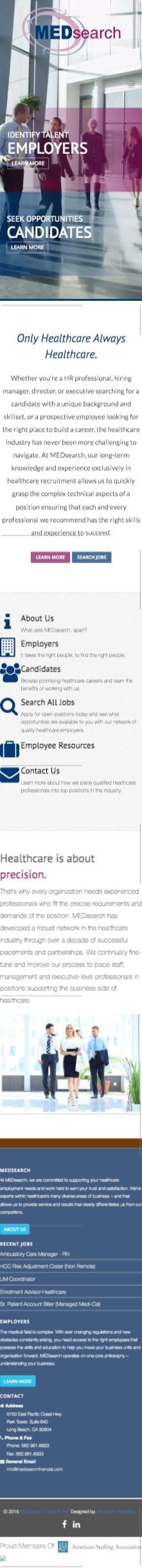 MEDsearch Financial