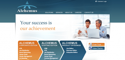 Alchemus  Recruiting Software Alchemus e1435010291211