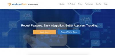 ApplicantStack  Recruiting Software ApplicantStack e1435010270556