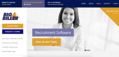 Big Biller  Recruiting Software Big Biller e1435010207915