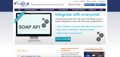 Evolve  Recruiting Software Evolve e1435009916266