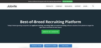 Jobvite  Recruiting Software Jobvite e1435009771661