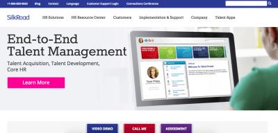 SilkRoad  Recruiting Software SilkRoad e1435010026118