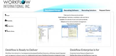 Workflow International  Recruiting Software Workflow International e1435009961187