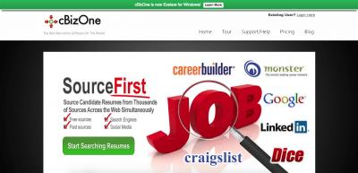 cBizOne  Recruiting Software cBizOne e1435010175210