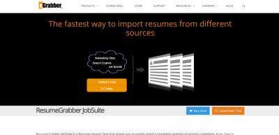 eGrabber  Recruiting Software eGrabber e1435009925315