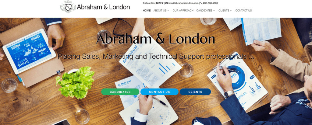 Abraham and London