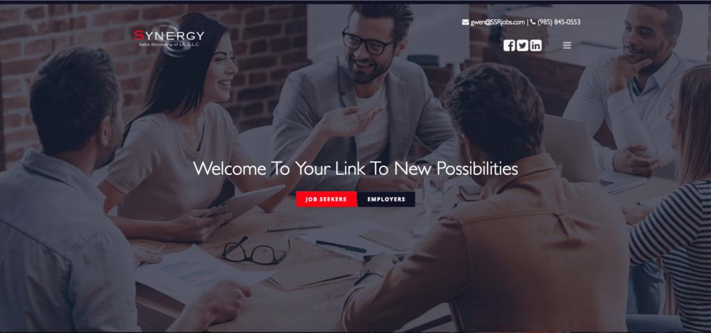 Synergy Sales Recruiting of LA, LLC