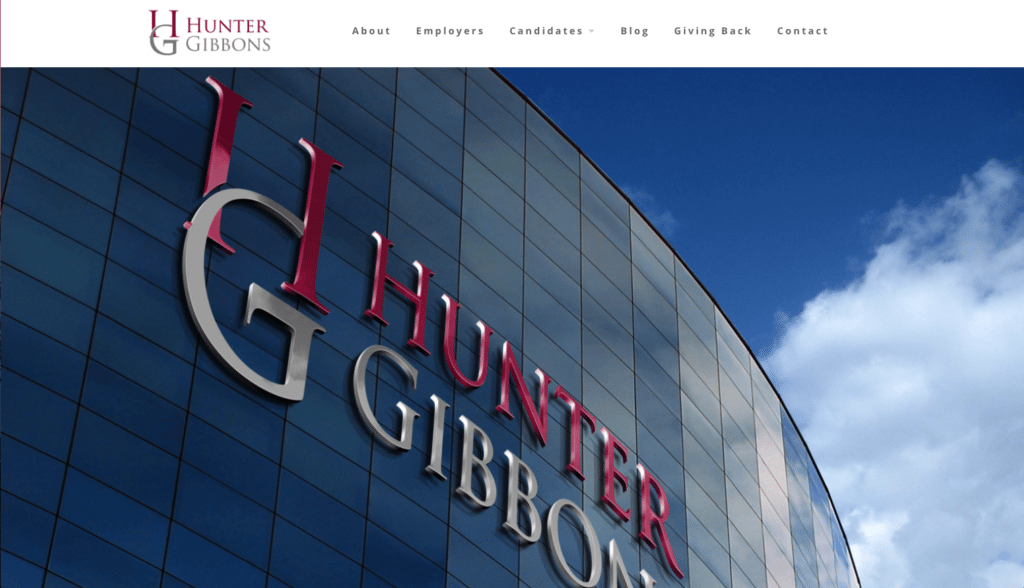 Hunter Gibbons Home Page