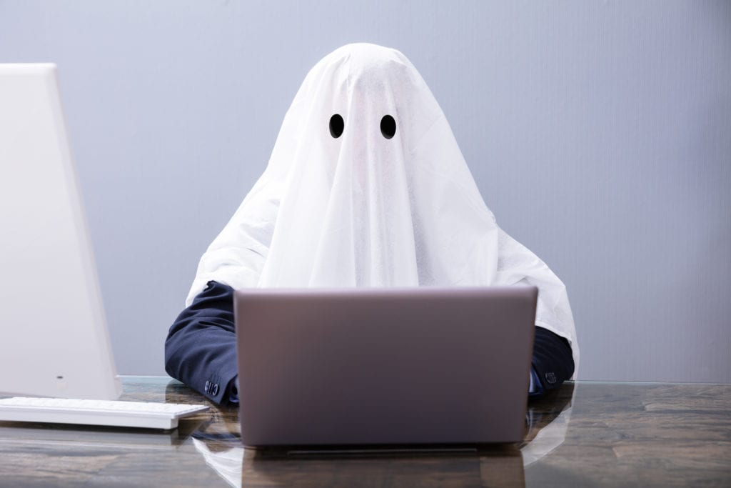 Ghostwriting for recruiters by Recruiters Websites