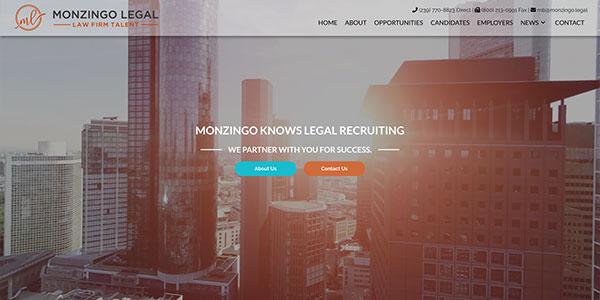 Monzingo Screenshot
