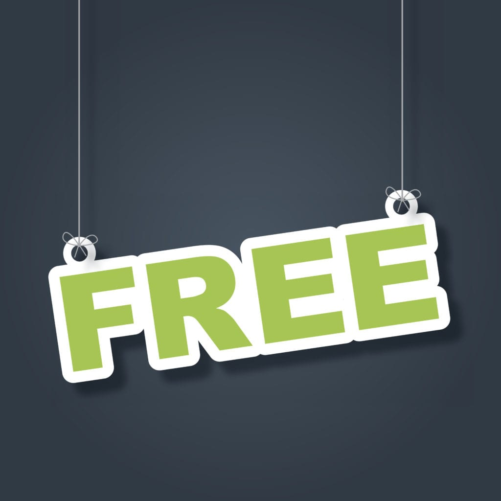 Image with the word Free | Best Free Marketing Tools for Recruiters | Recruiters Websites