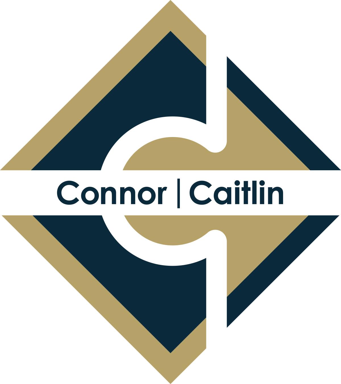 Connor | Caitlin logo