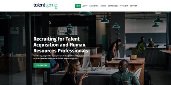 TalentSpring Splash