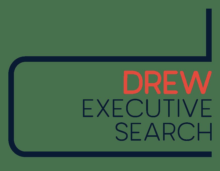 drew executive search logo