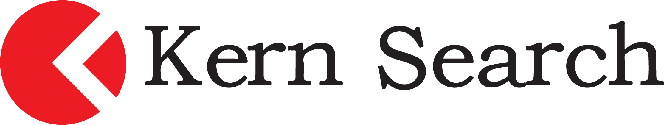 kern search logo
