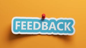 Without effective feedback, projects can get bogged down as people try to figure out what certain comments actually mean.