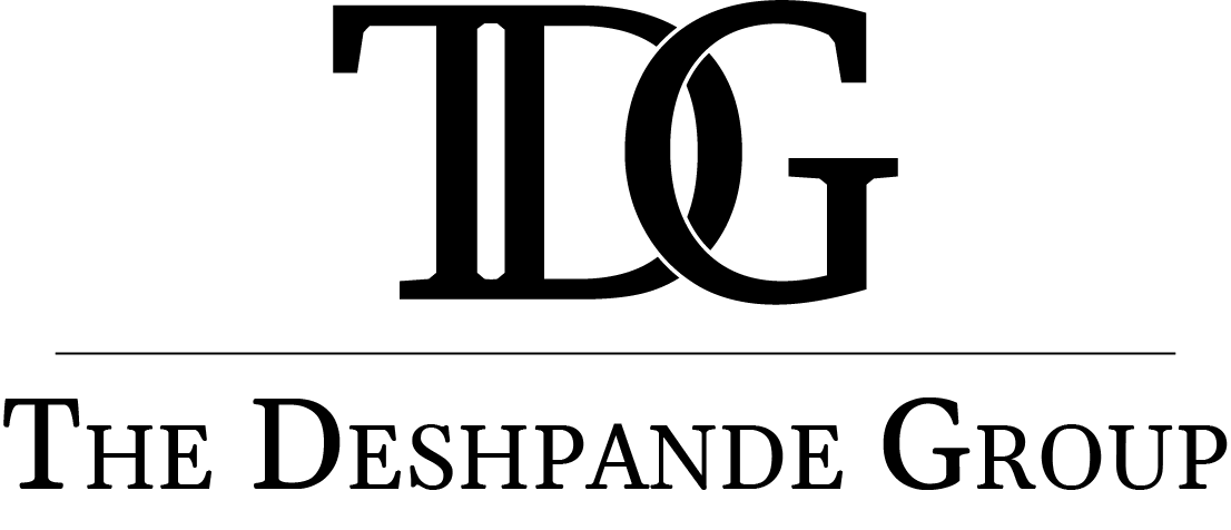 deshpande group logo